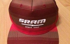 SRAM SnapBack Cap NEU