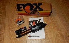 "Fox  Racing FLOAT X2 Factory 10.5"" x 3.5"" Kashima 267x89 mm NEU 2018"