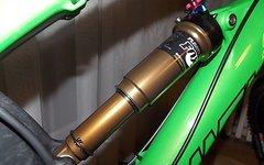 Fox Float CTD Kashima Trail Adjust Boost Valve Luftdämpfer 216mm x 63mm *Neuwertig*