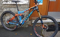 Cube Stereo 160 C:68 Action Team 27.5 - Modell 2016