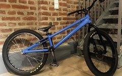 "Hoffmann 24"" Custom Hoffmann 24"" Street Trial Bike"