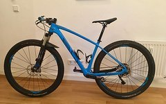 Bq Bikes BQ Teambike 8,6kg XX1/XTR/Tune Carbon LRS