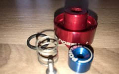 Cannondale Lockout Knopf