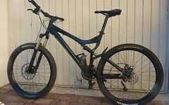 Specialized Stumpjumper FSR 2006; Gr. L,  120 mm;  26 ""
