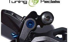 Tuning Pedals TP Schaltwerkbolzen für MTB 9 / 10fach Modelle von Shimano SLX, XT, XTR