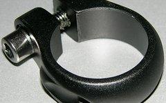 Cannondale Sattelklemme ø31,8mm (Schwarz) z.B. für CANNONDALE Rahmen mit ø27,2mm Sattelstütze (VON NEURAD)