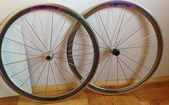 Campagnolo Vento 20 vintage wheelset in brilliant condition