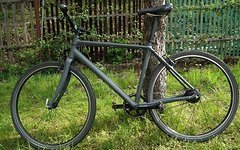 Cube Hyde Pro mit Alfine 11 - Urban City Trekking Fahrrad