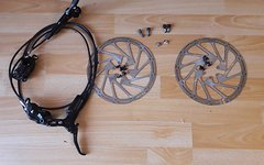 Sram Guide Rs Vr & Hr Inkl. Scheiben 200Mm Guide RS