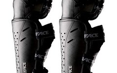 Race Face Rally DH Leg Combi black/black