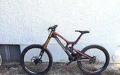Santa Cruz V10 Carbon Fox40 Kashima (2014) Gr. M wie neu