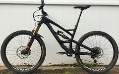 "YT Industries **CAPRA CF Black ""Fox 2017 Edition"" Gr. M**"