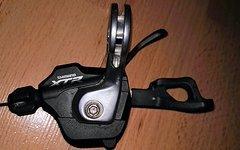 Shimano XTR M980 2 fach 3 fach Shifter Schalthebel Schelle