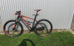 Scott Scale 740 Mountainbike - 2016, Größe M, mit Rechnung