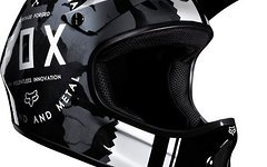 Fox Rampage Helm Black Camo XL 61-62 cm NEU