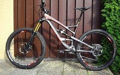 YT Industries Capra CF Carbon Komplettbike L XT M8000 2x11
