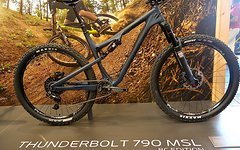 Rocky Mountain Thunderbolt 790 MSL BC Edition UVP 6900