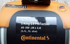 Continental X-King 2.4 Pro Tection