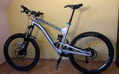 Canyon Strive 2014 mit diversen Updates