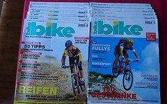 Delius Klasing Verlag Bike-Magazin 1-12 2000