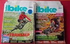 Delius Klasing Verlag Bike-Magazin 1-12 2005