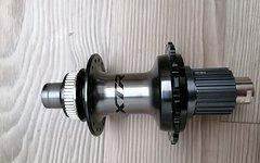 CONTEC Kassetten-H.R.-Nabe FR X12 Einbaubreite 142mm f 12mm Steckachse schwar..