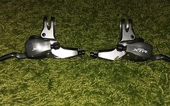 Shimano SHIMANO Deore XT XTR Dual Control ST-M961 SET 3 f. 9 f. MTB Bike Schalthebel VBr