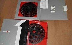SRAM X1 / X01 11fach Cassetten XG-1180 und XG-1195, 10-42, Neu!