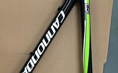 Cannondale F-Si factory racing Gr. L