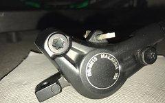 Shimano Deore Scheibenbremse BR-M615 vorne und hinten