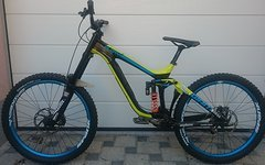 Giant Glory Advanced Carbon 27,5 2016 gr.L Rahmen