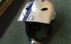 Pro-Tec Helm  silber-blau 56-57cm