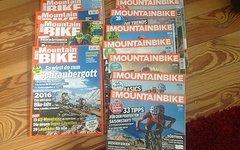 Mountain Bike Zeitschriften