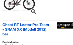 Ghost RT LECTOR PRO TEAM