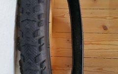 """Kenda 20 """" x 1,75 """" MTB BMX Reifen Kinderrad Anhänger Follow ME"""