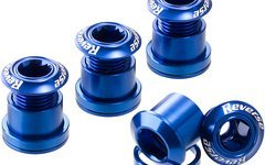 Reverse Components Kettenblattschrauben dunkelblau