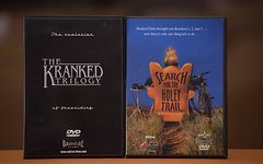 Kranked Teil 1 bis 4 (DVD Collection)