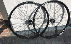 Novatec-Ryde 27,5 wheelset rimwidth 35mm