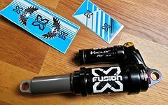 X-Fusion HLR Air + extra Decals 216mm