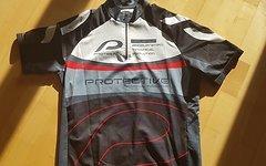 Protective Bike Trikot Shirt MTB Rennrad Kurzarm GR L