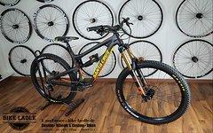 Santa Cruz Nomad CC Custom Bike Fox Float 36,Fox Float X2,e*thirteen TRS+,Hope Pro 4 Evo ,Sram Guide Ultimate,77designz