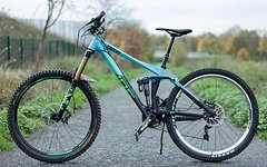 Cube Fritzz 180 HPA Race 27.5 2015