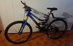 Cannondale Jekyll 500
