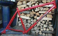 Dialled Bikes Prince Albert Stahlrahmen