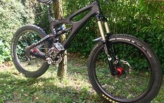 Ibis Mojo HD Large Custom mit Carbon-LRS