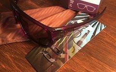 Oakley DISPATCH Grape Juice Lens: grey