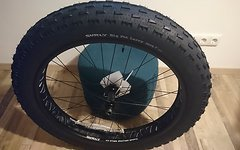 Salsa - Surly Fatbike VR komplett, 150x15mm,
