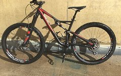 Specialized Stumpjumper 650 FSR comp, NAGELNEUER Antrieb - 1x11! Pike, MT7, Stans Flow Mk II