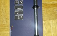 BBB AirShock Mini Pumpe für Federgabel/Dämpfer
