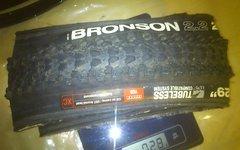"WTB Reifen Bronson 2.2 29"" TCS"